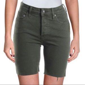 NWT Free People Avery Bermuda Shorts